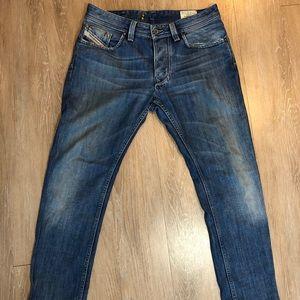 Men's Diesel Larkee denim jeans